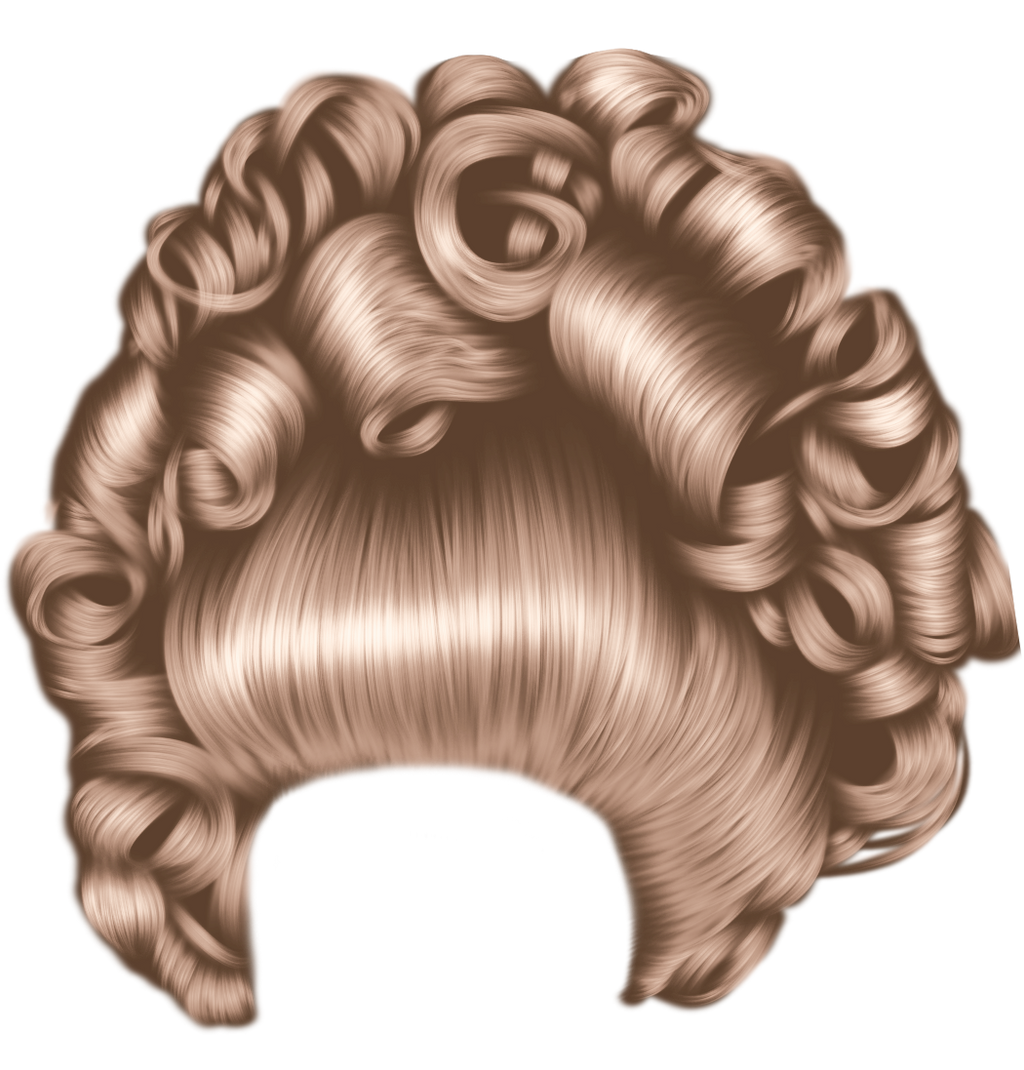 Big Hair 3 by hellonlegs