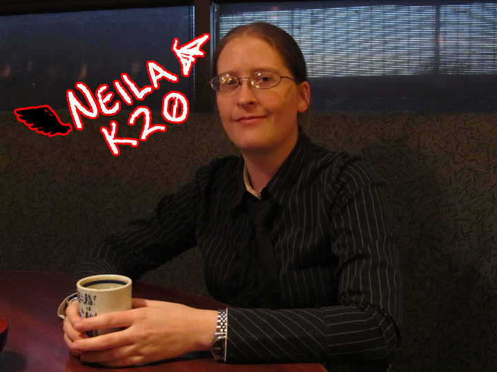 Neila 2012 ID Photo by neilak20