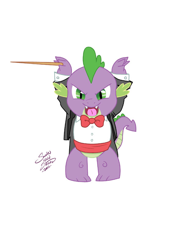 Extreme Spike Conducts Extremely by neilak20