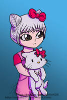 Hello Kitty's not a Cat by neilak20