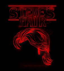 Steve's Hair by neilak20