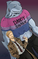 Daddy Shark and John Constantine
