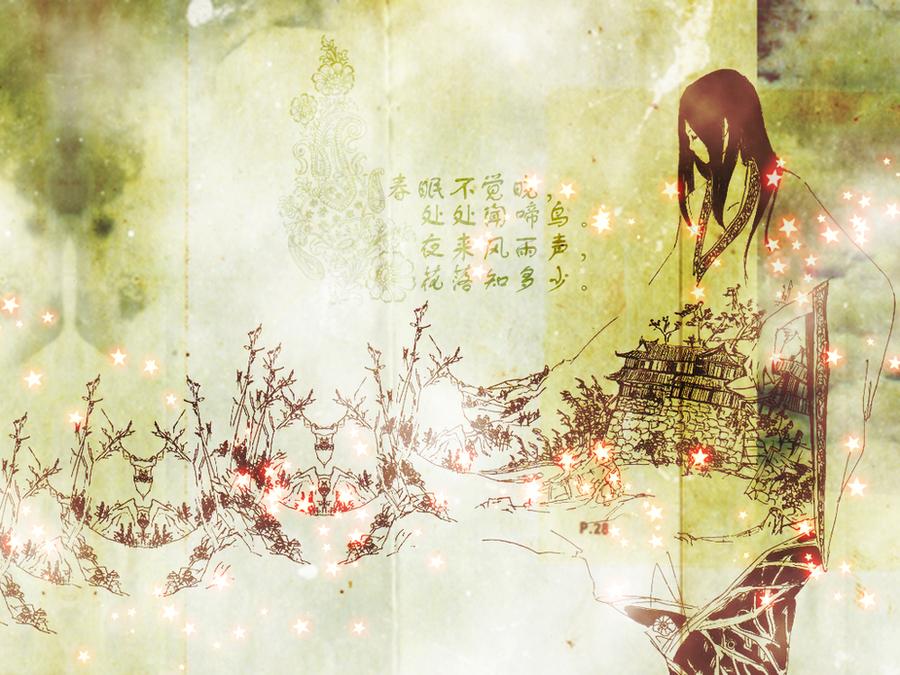 The Spring Morning by Quando-Quando
