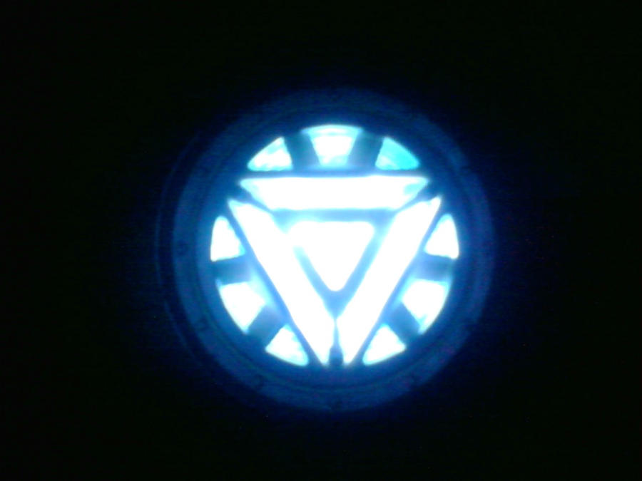 iron man arc reactor wallpaper wesharepics
