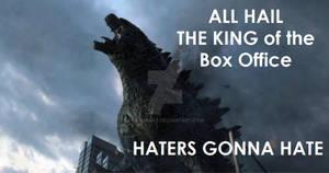 Legendary 'Godzilla 2014': Haters Gonna Hate...