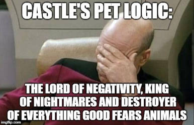 Castle's Pet Meme #3