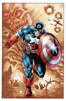 Cap in Color by HillmanArts