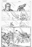 Wulf.pg.1 by HillmanArts