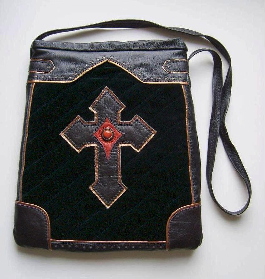 Celtic Cross -- back by Kitten-of-Woe