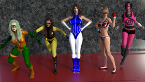 Ladies of Liberty - Team Shot