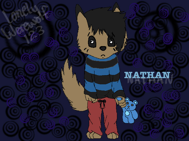 nyanmeowth Gift (Nathan) by LonelyWerewolf123