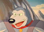 Road Rovers Animation Production Cel