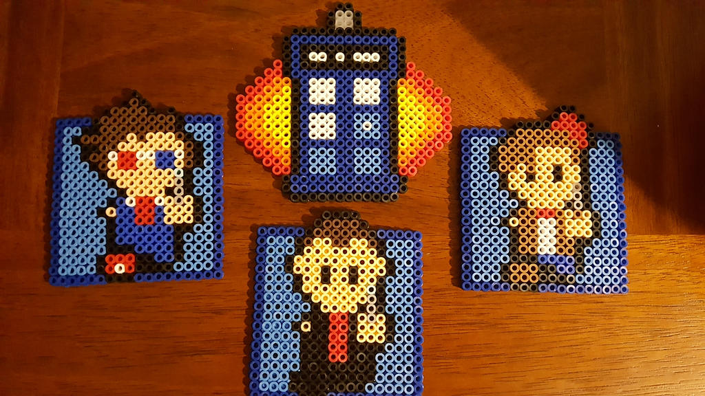 Doctor Who by DntLetMeKnow