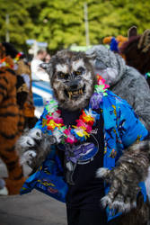 Eurofurence Fursuit Parade by Pattarchus