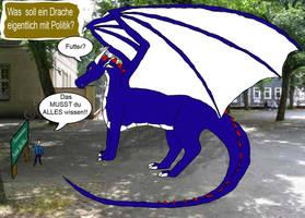 Drachen und Poltik by Pattarchus