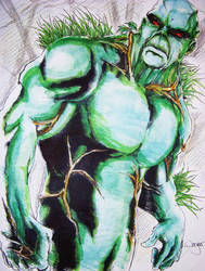 swampthing by wagner