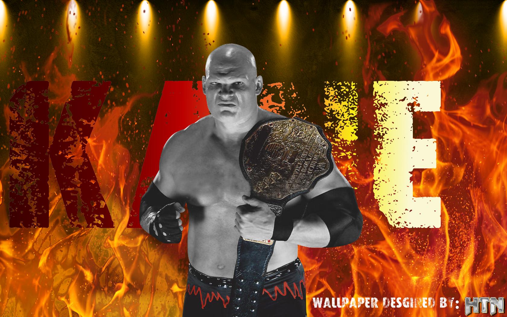 WWE Kane Custom Wallpaper By HTN4ever On DeviantArt