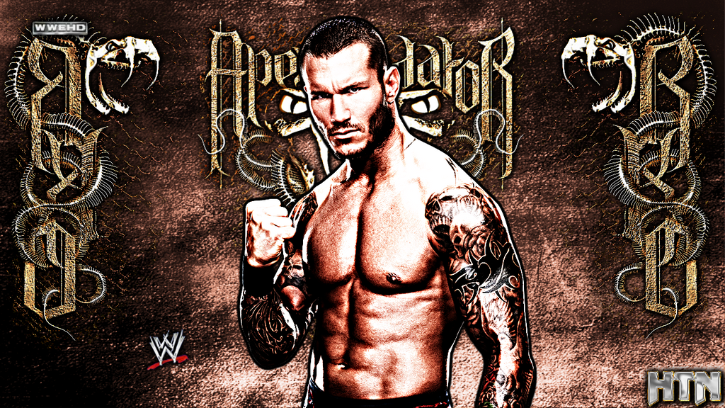 WWE Randy Orton YouTube Wallpaper HQ By HTN4ever