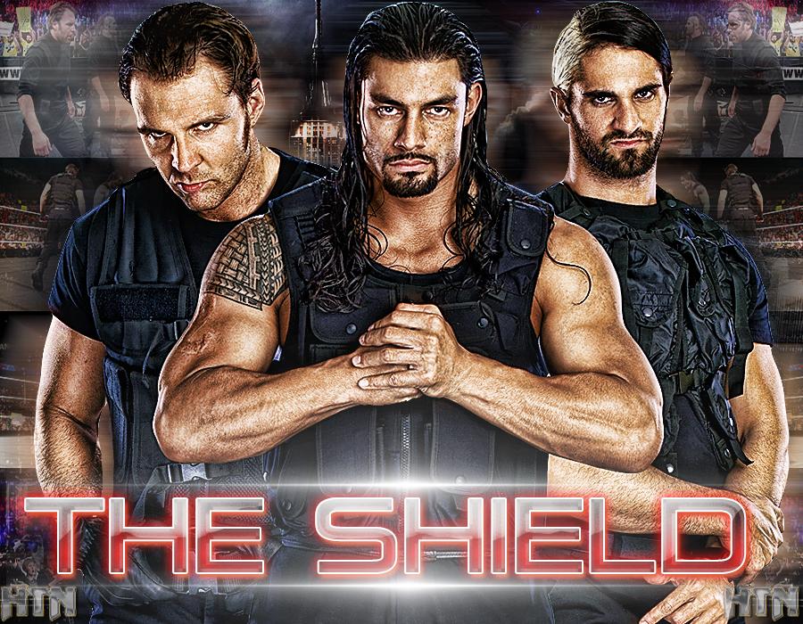 The Shield Wwe Logo Hd