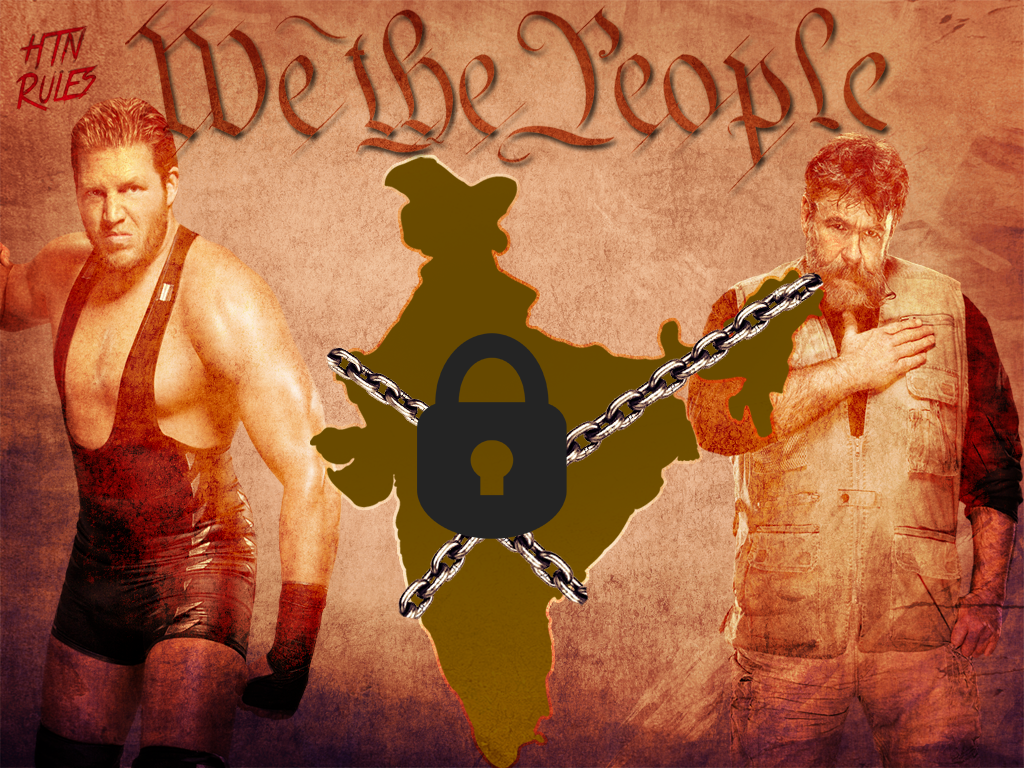 wwe we the people indian version by htn4ever on deviantart
