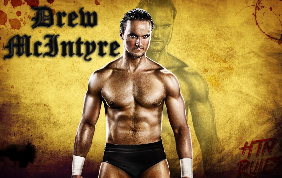 WWE Drew McIntyre Wallpaper: The Chosen One by HTN4ever