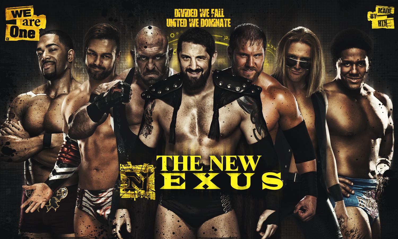 nexus wwe the - photo #33