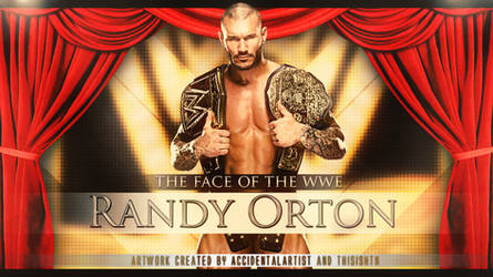 Randy Orton Old Collaboration with AA