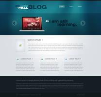 Blog Design by Honya