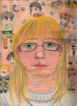 Self-Portrait againnn