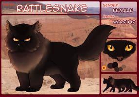 tWG| Rattlesnake by MEWSlE
