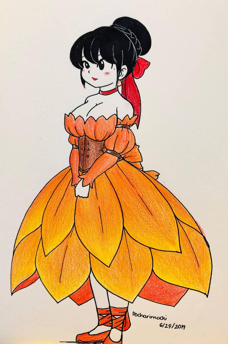 Lily Pad Lily por Pocharimochi