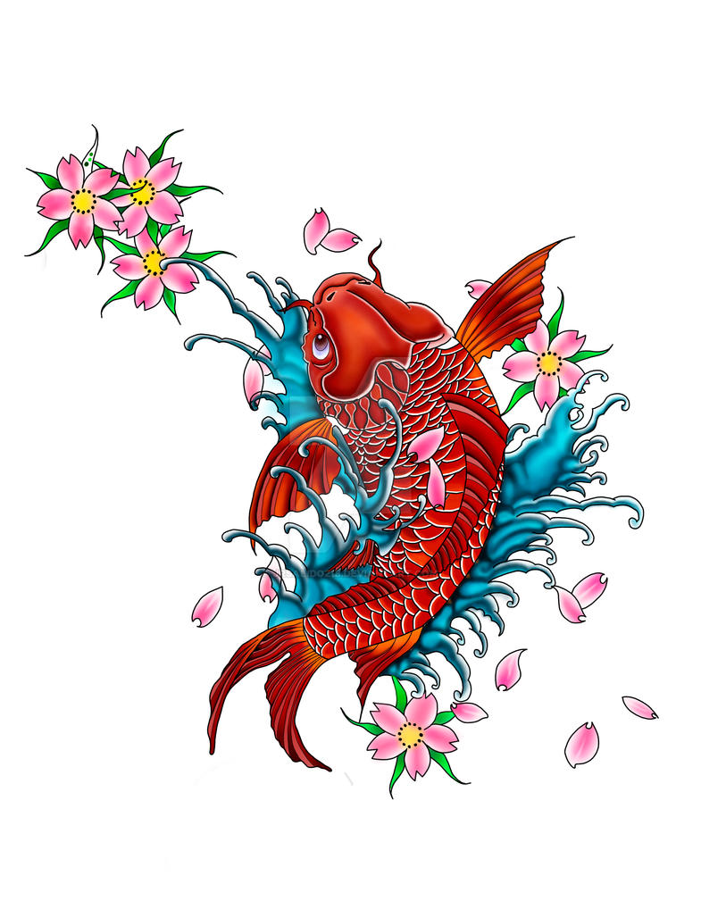 koi fish by jrsalido218 on deviantart