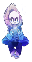 Smoller sans by Skimmywolf