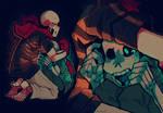 Sad bones
