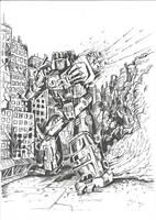 Defensor by JoeTeanby