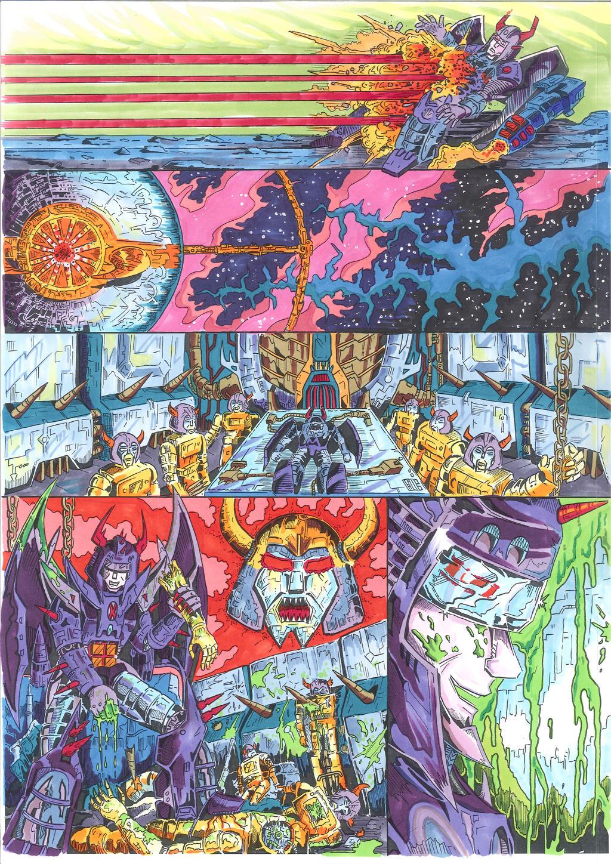 WHTTC: Macabre - coloured