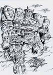 Tale of 2 Cities - Fortress Maximus