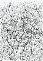 Destruction of Lithone by JoeTeanby