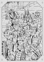 HIATN page 1 inks by JoeTeanby