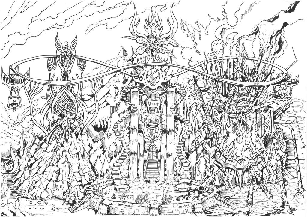 Towers of Etheria