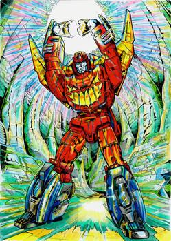 Rodimus Prime (DX9 Carry)