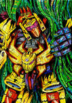 Razorclaw - colour