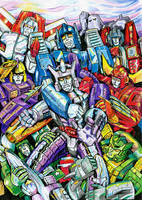 Target 2006 (colour) - TF Nation by JoeTeanby