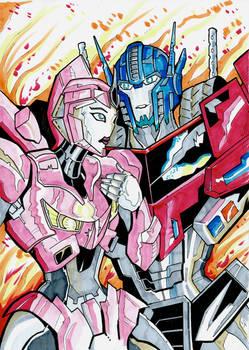 Laurelin and RID Optimus