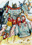 Aerialbots over America - colour