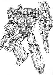 Titans Return Triggerhappy by JoeTeanby