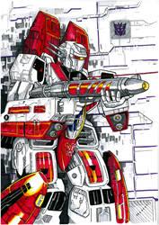 G1 Jetfire by JoeTeanby