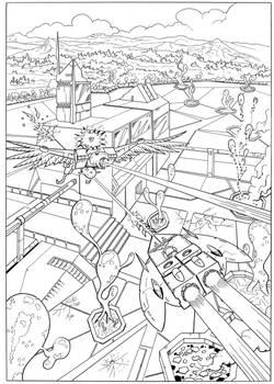 Navigator Warrior Guardian Act 4 page 1