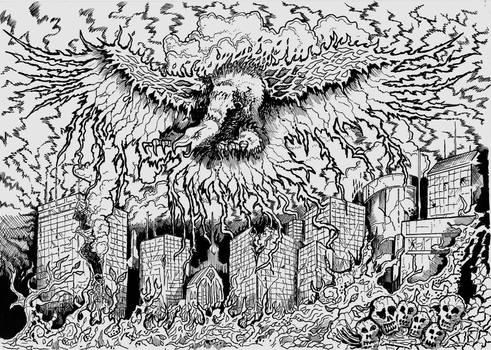Vulturous