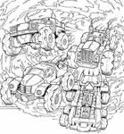 Micromaster Monster Truck Patrol